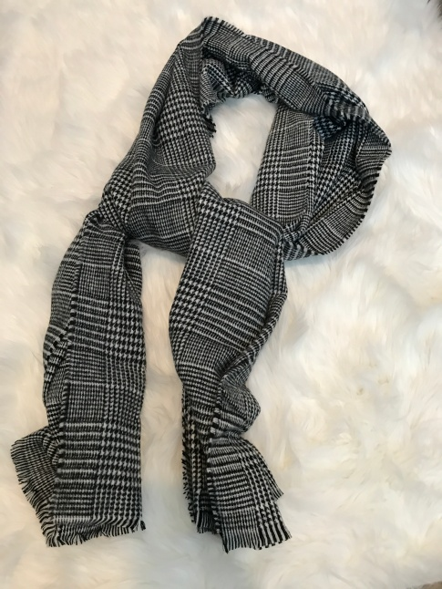 Checkered Scarf from Forever 21