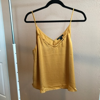 Mustard Top from Forever 21