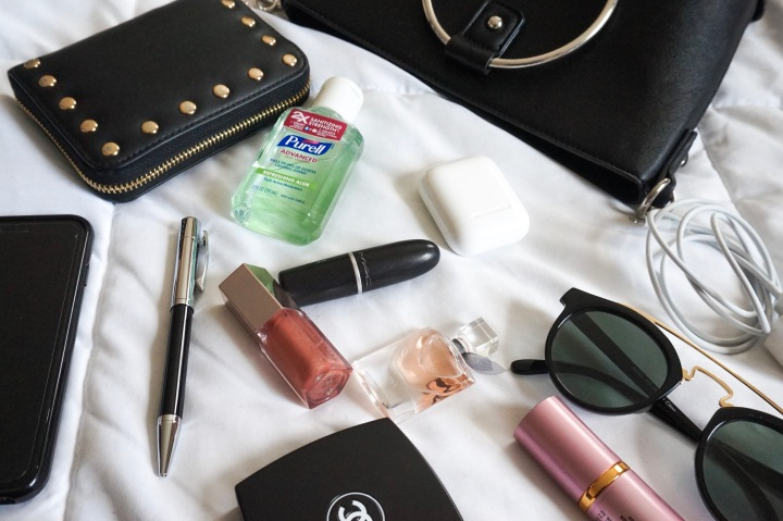 What's in mybag?